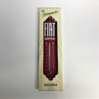 Fiat 500 thermometer